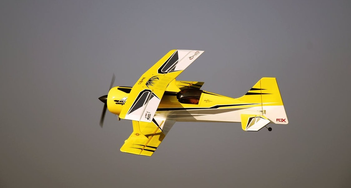 A Radio Controlled Airplane
