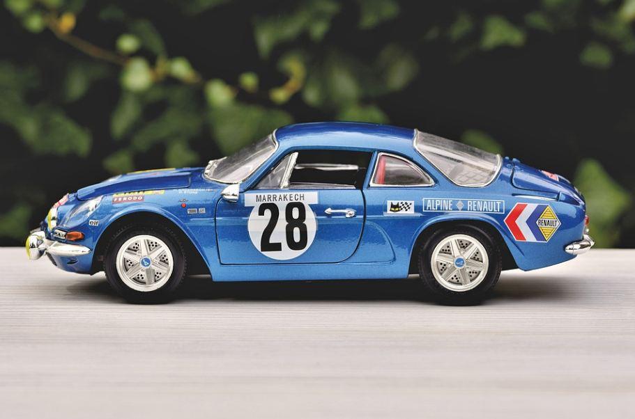 Renault Alpine Model