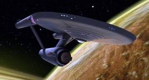 NCC-1701, main setting of the original Star Trek series